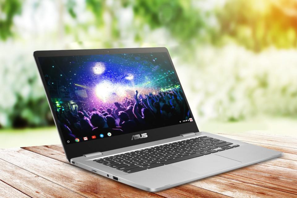 Imagem de ASUS lança Chromebook C423 com tela de toque e configurações intermediárias no tecmundo