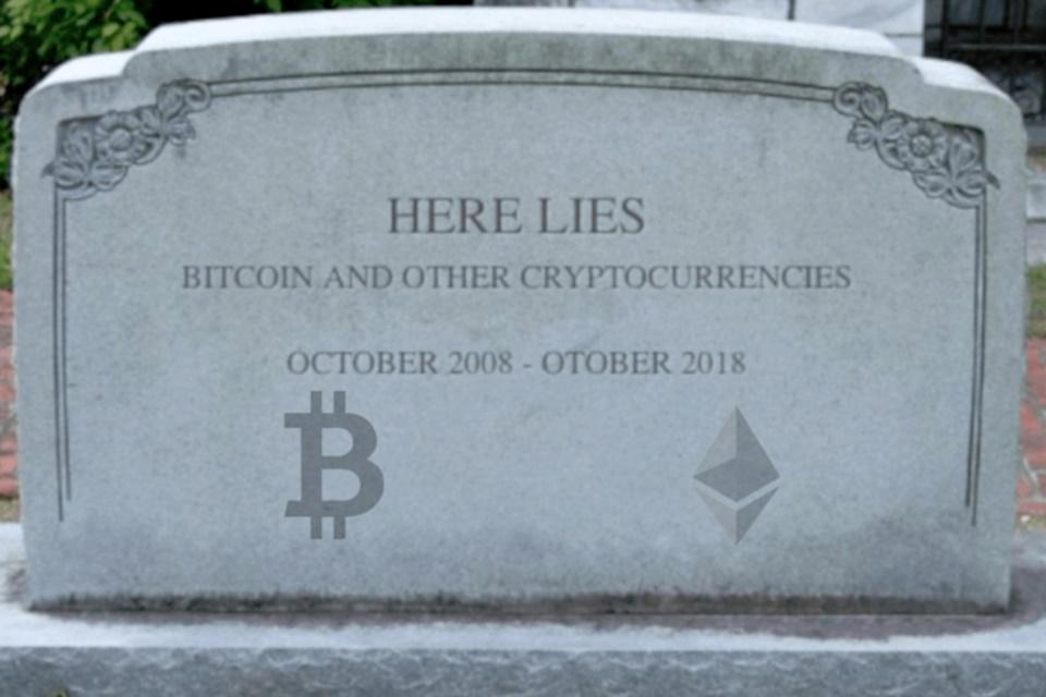 """Imagem de Será? Firma de pesquisa em tecnologia diz que criptomoedas """"estão morrendo"""" no tecmundo"""