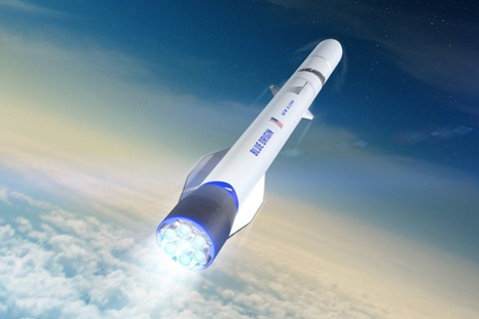 Imagem de Blue Origin vence licitação e receberá US$ 500 mi da Força Aérea dos EUA no tecmundo