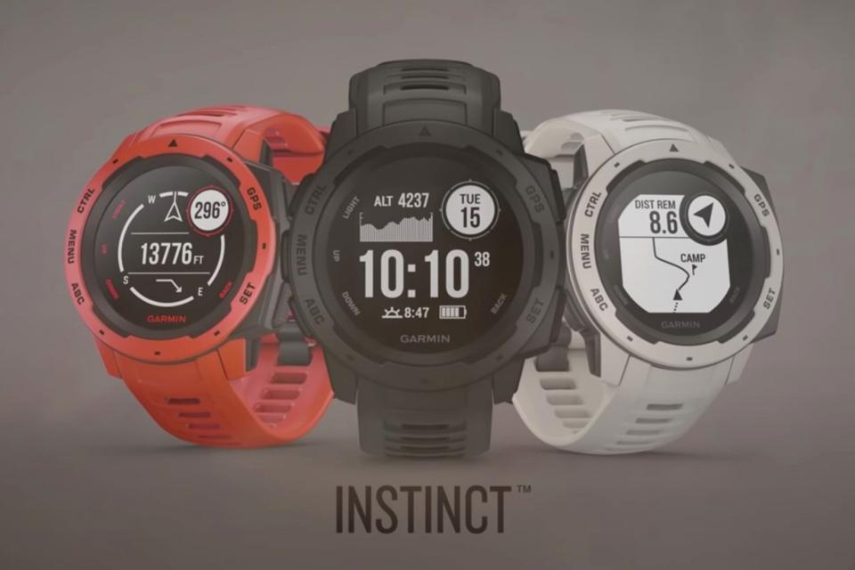 Imagem de Garmin anuncia o Instinct, smartwatch bem robusto e com GPS no tecmundo