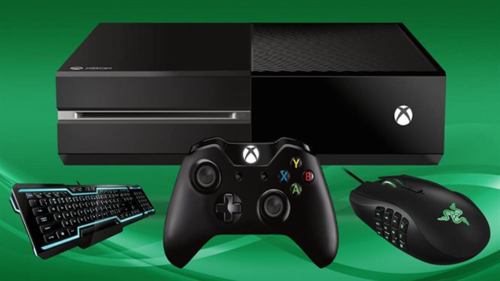 Imagem de Atualização do Xbox One que traz suporte a teclado e mouse entra em preview no tecmundo