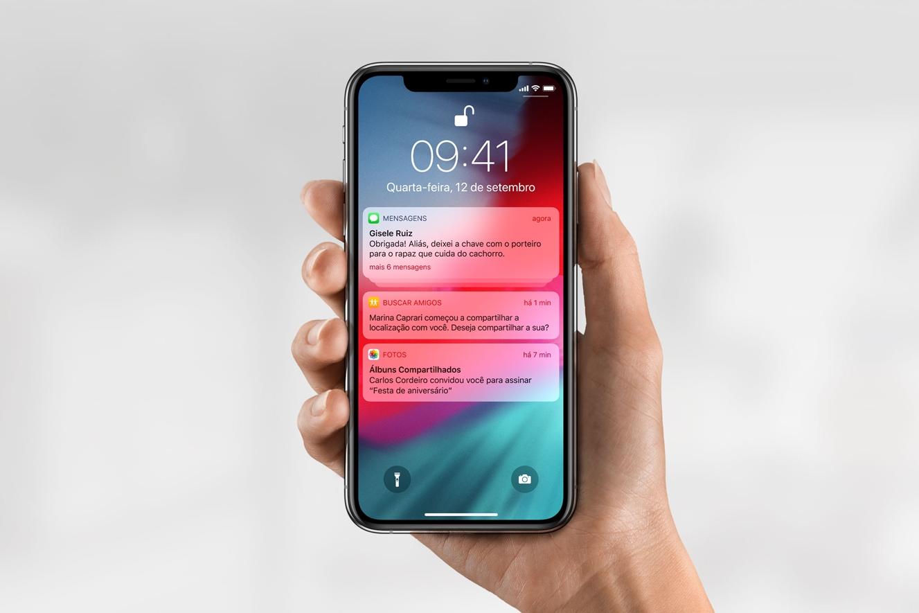 Imagem de Apple libera download de dados pessoais em alguns países no tecmundo