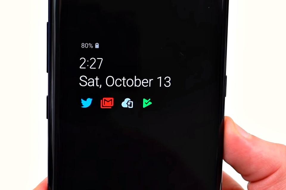 Imagem de Android Pie muda interface com notificações coloridas no bloqueio de tela no tecmundo