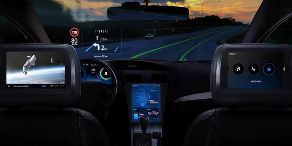Samsung anuncia linha Exynos exclusiva para carros inteligentes - Winew