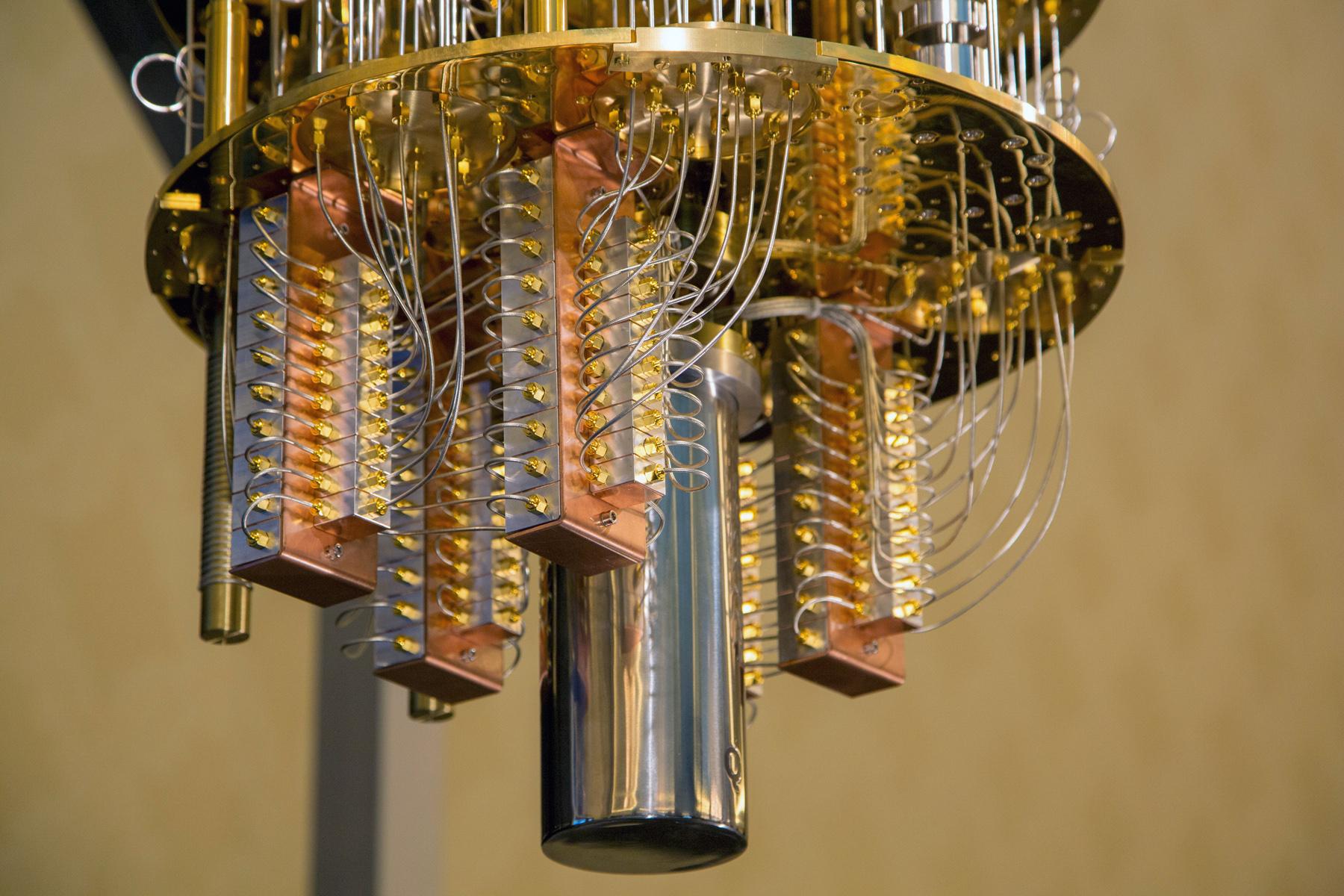 comutador quântico
