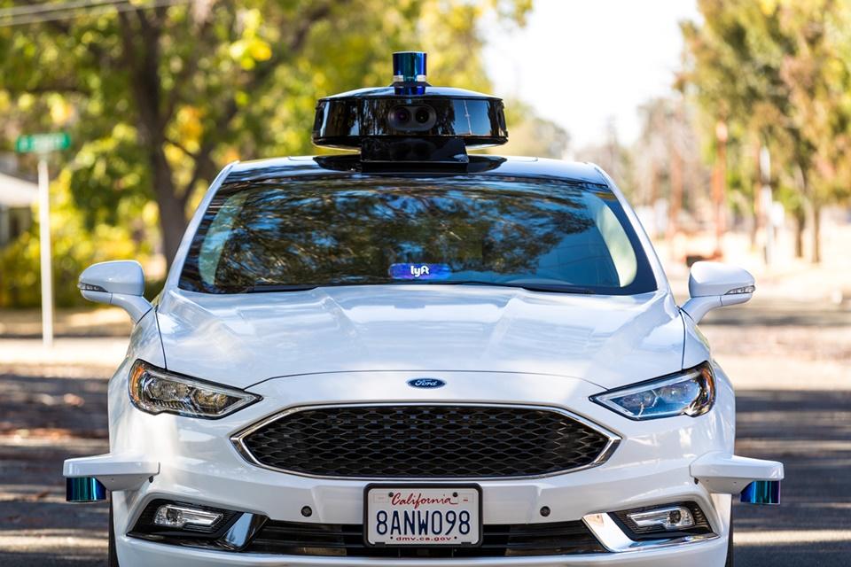 Imagem de Lyft mostra Ford Fusion autônomo e avança com o uso de realidade aumentada no tecmundo