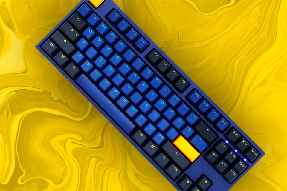 Imagem de Review: teclado mecânico Ducky One 2 Horizon – The Hardware Show no tecmundo