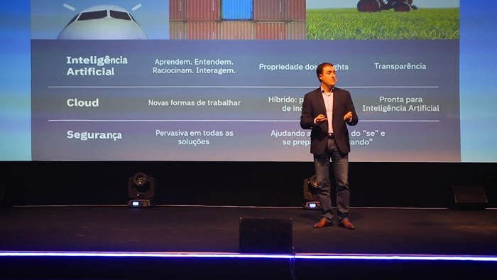 IBM Cloud Marcelo Braga