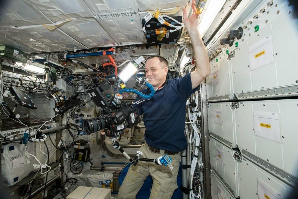 Imagem de NASA e ESA publicam primeiro vídeo em 8K feito no espaço no tecmundo