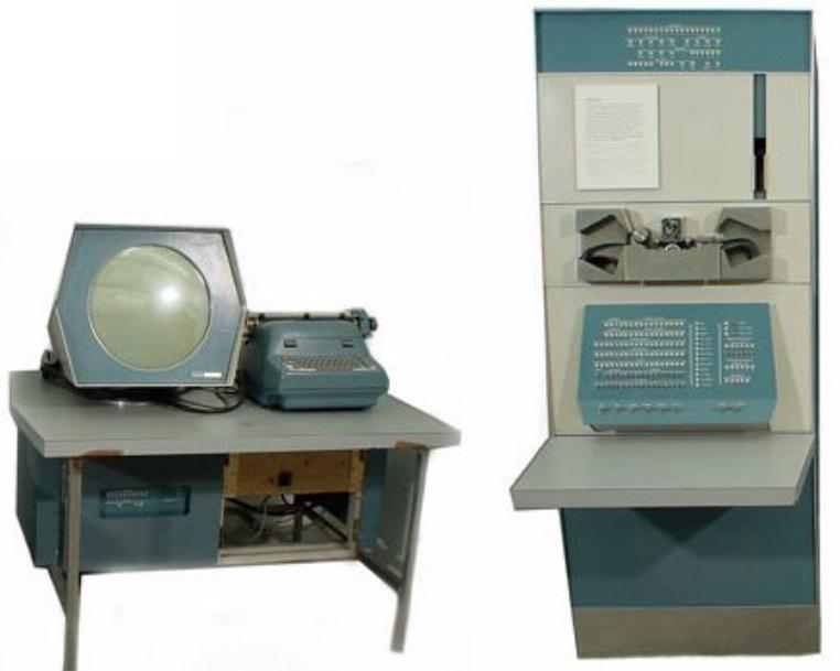 DEC PDP-1.
