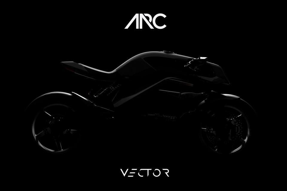 Imagem de ARC Vector: a moto elétrica com sistema sensorial, que atinge até 241 km/h no tecmundo