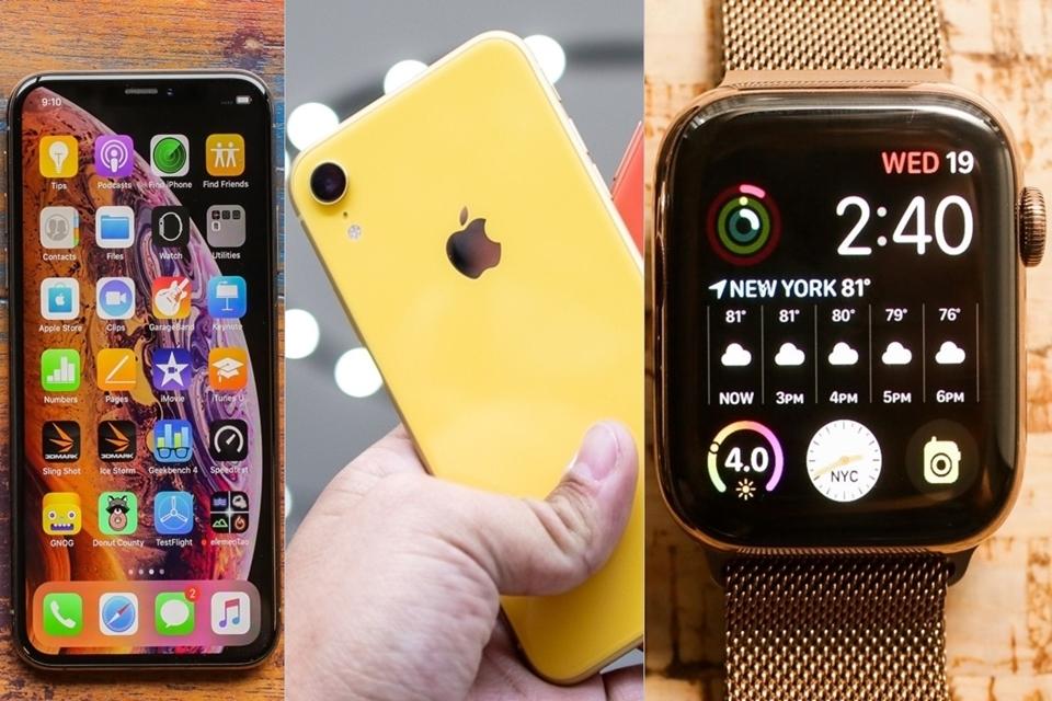 Imagem de Novo Apple Watch e iPhone Xs, Max e Xr chegam ao Brasil; entenda limitações no tecmundo