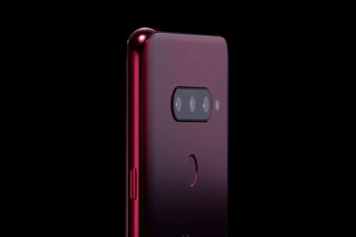 Imagem de LG registra marcas do V50 até o V90 no tecmundo