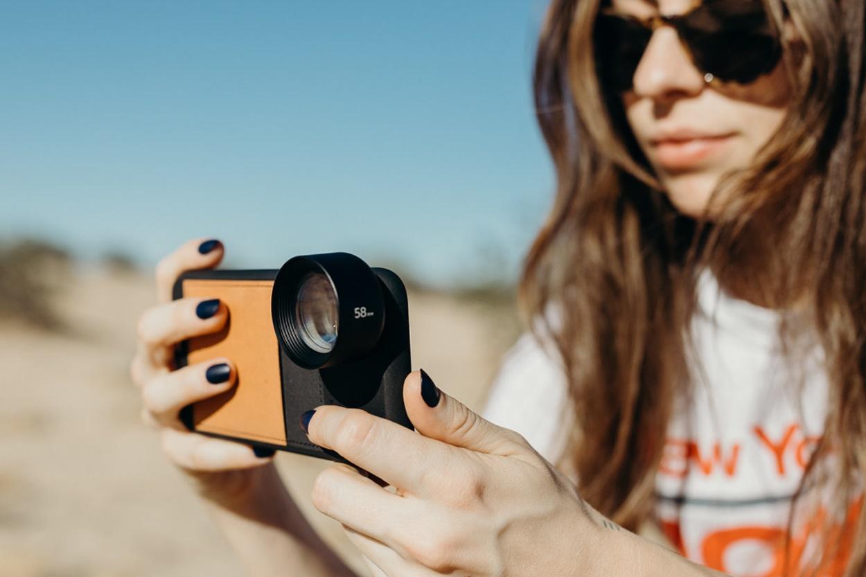 "Imagem de Moment lança lente telefoto ""profissional"" para Pixels, Galaxys e iPhones no tecmundo"