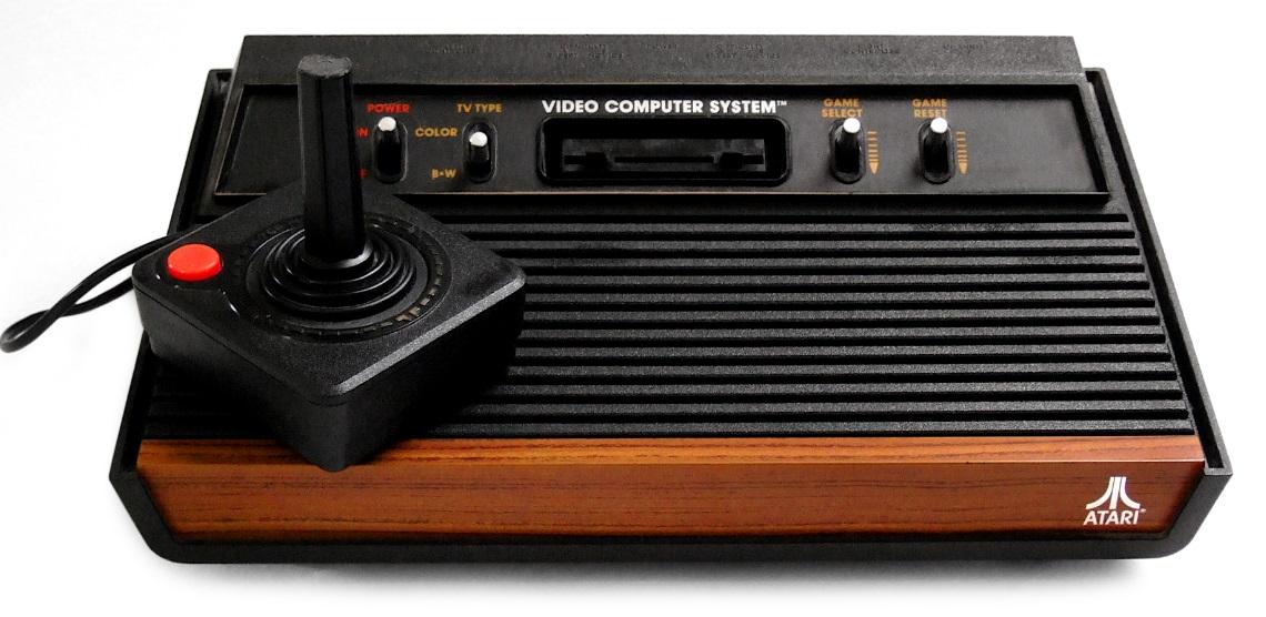 Um console.