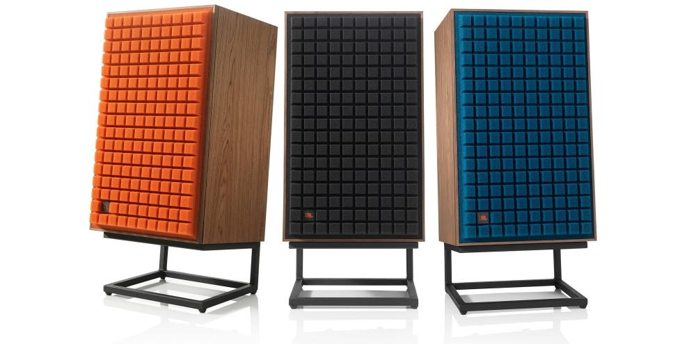 Resultado de imagem para JBL relança as clássicas caixas de som L100