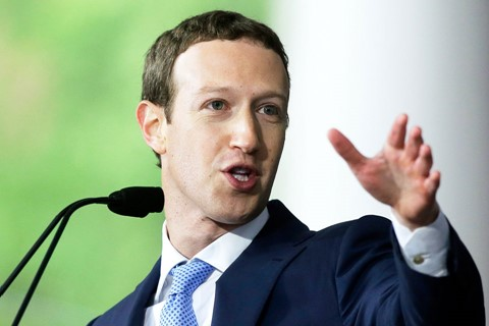 Imagem de Mark Zuckerberg teria pedido que executivos do Facebook abandonem iPhones no tecmundo