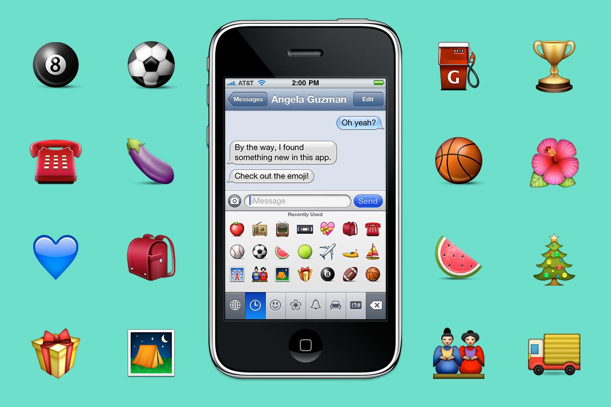 Imagem de Há 10 anos, os emojis surgiam nos smartphones da Apple no tecmundo