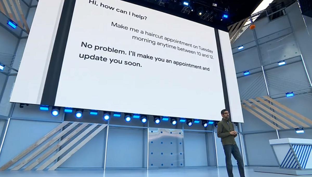 Imagem de Duplex, serviço de IA da Google, começa a chegar para alguns donos do Pixel no tecmundo