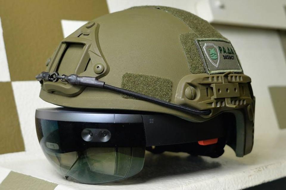 Imagem de Microsoft assina contrato para fornecer HoloLens ao Exército dos EUA no tecmundo