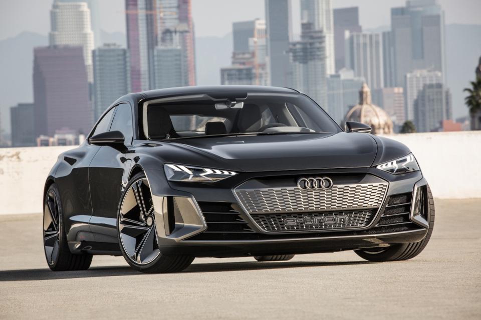 Imagem de e-tron GT: o novo conceito de carro totalmente elétrico da Audi no tecmundo
