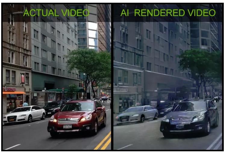 inteligência artificial nvidia