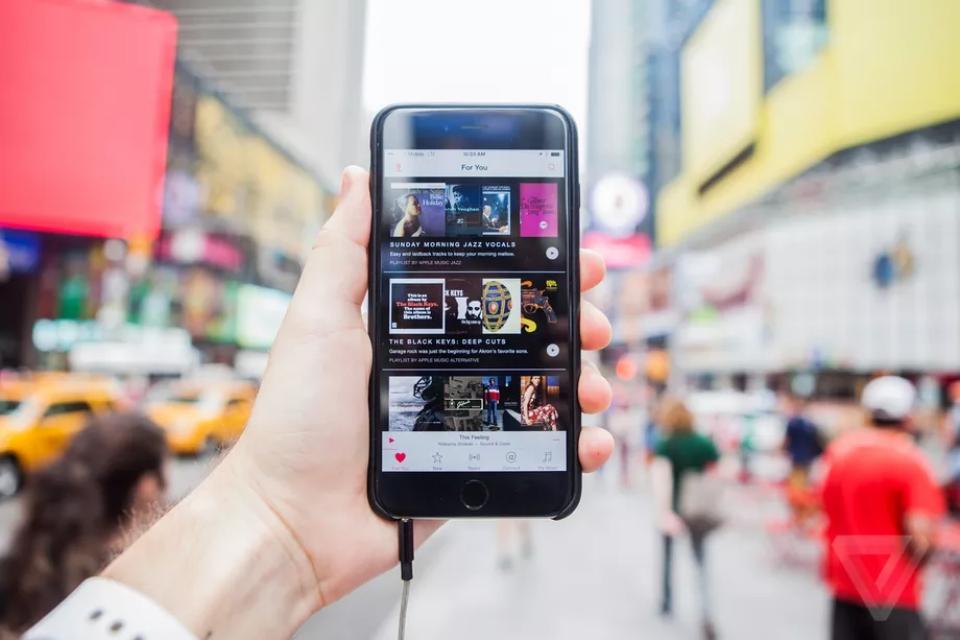 Imagem de Apple Music para Android torna interface mais amigável para tablets no tecmundo