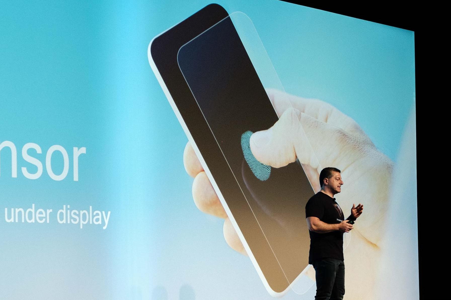 Imagem de Qualcomm anuncia o 1º leitor de digital ultrassônico sob a tela do mundo no tecmundo