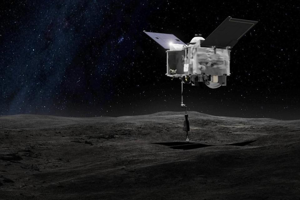 Imagem de Sonda da Nasa chega a asteroide que pode desvendar origem da vida na Terra no tecmundo