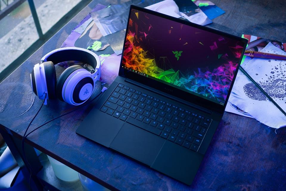 Imagem de Razer lança versão mais fina e poderosa do laptop Blade Stealth no tecmundo