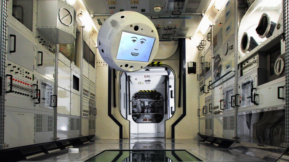 Imagem de Cimon é o robô com IA que vai ajudar astronautas na Estação Espacial no tecmundo