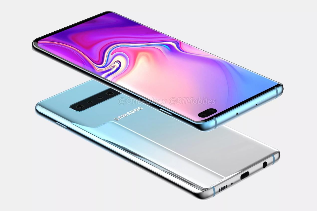 Imagem de Novo vazamento mostra traseira do Samsung Galaxy S10 menor no tecmundo