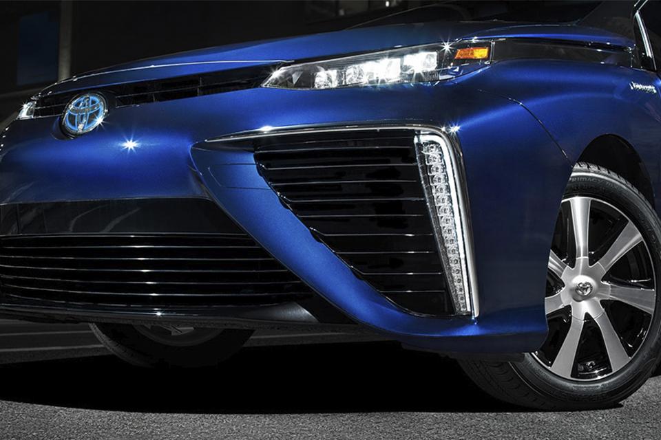 Imagem de Toyota Mirai: conheça o carro elétrico movido a células de hidrogênio no tecmundo