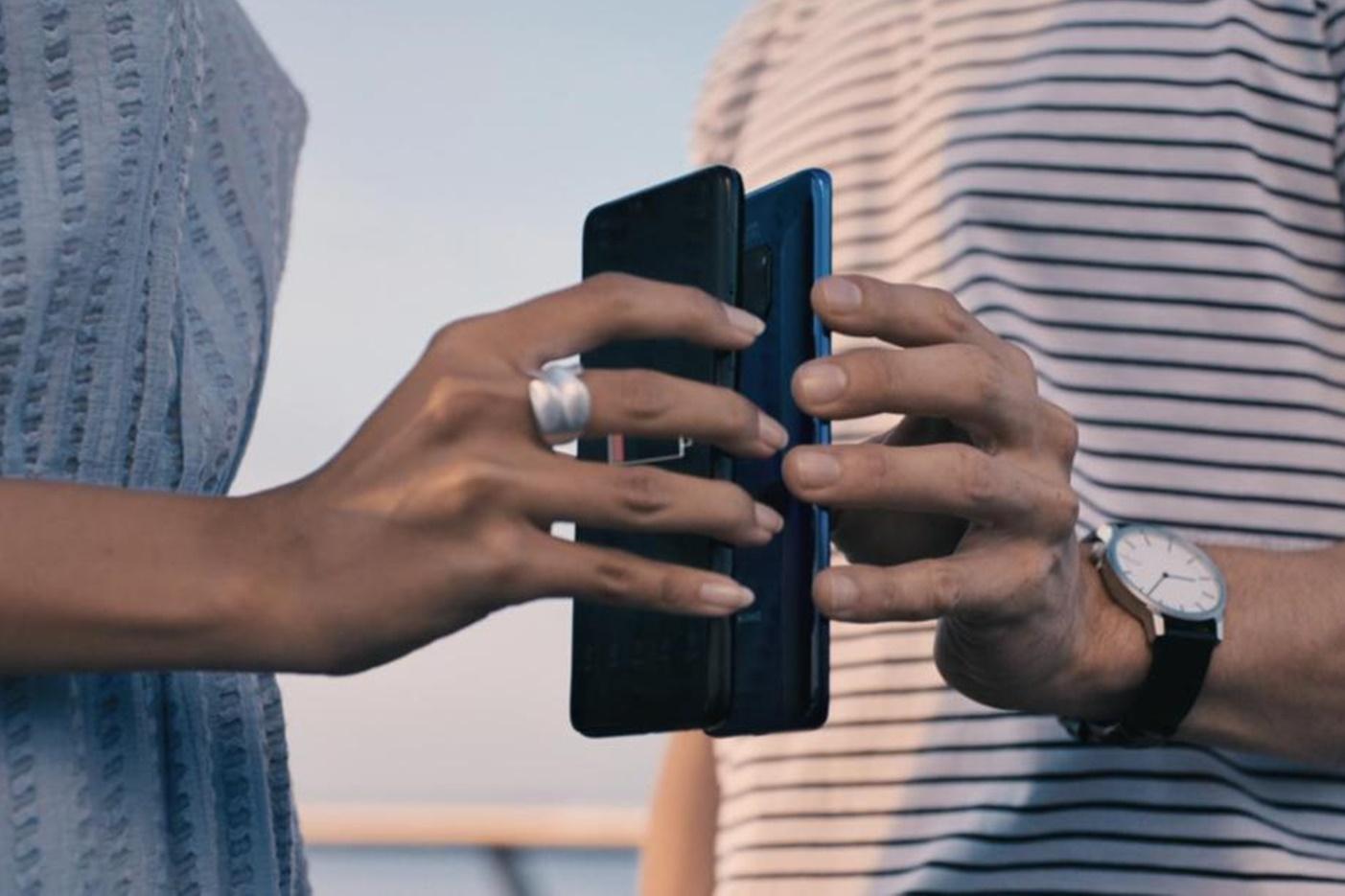 Imagem de Galaxy S10 poderia transferir carga para outros celulares sem fio no tecmundo