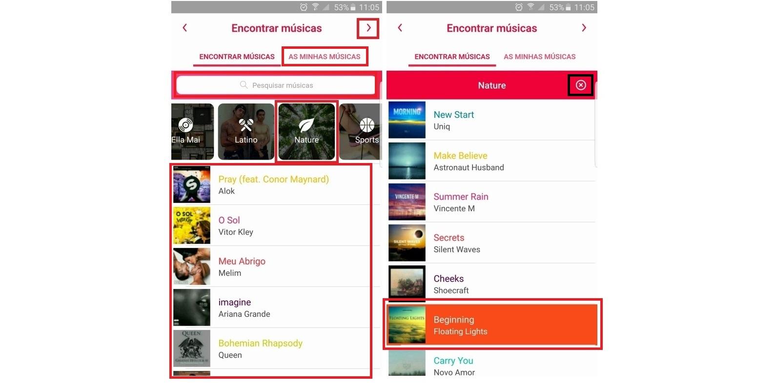 a725b1d75 Saiba como criar vídeos temáticos utilizando o app Lomotif - TecMundo