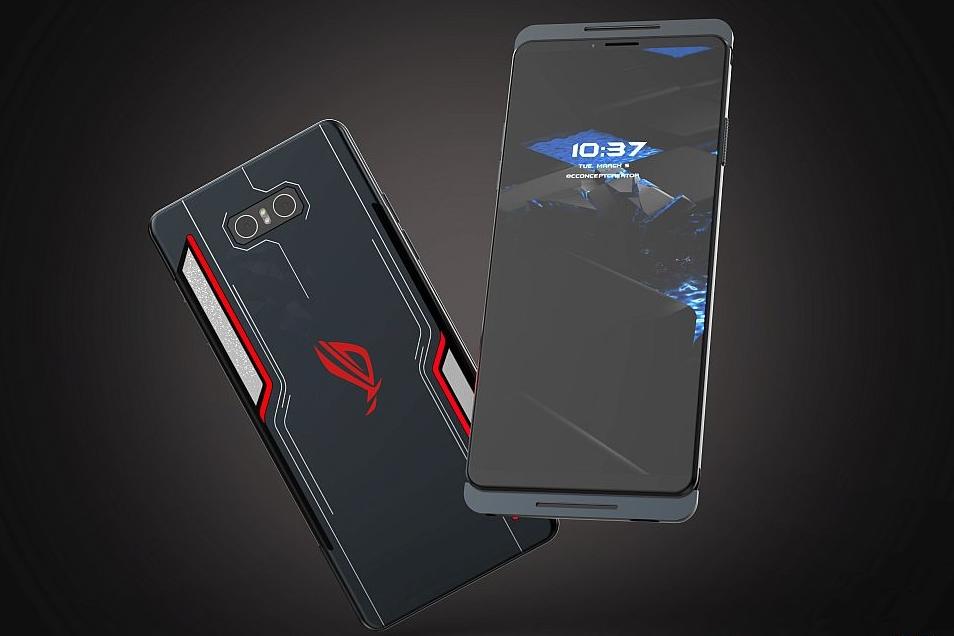 ASUS RoG Phone 2 conceito