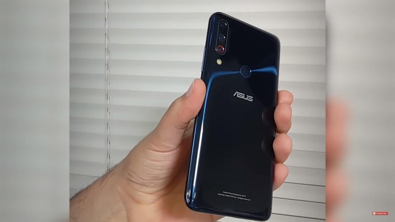 Zenfone 6 vazamento