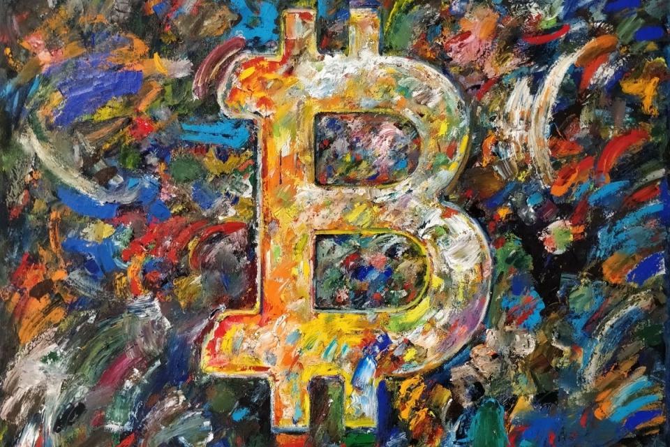 Imagem de Artista de rua francês esconde US$ 1 mil em Bitcoin, em novo mural no tecmundo
