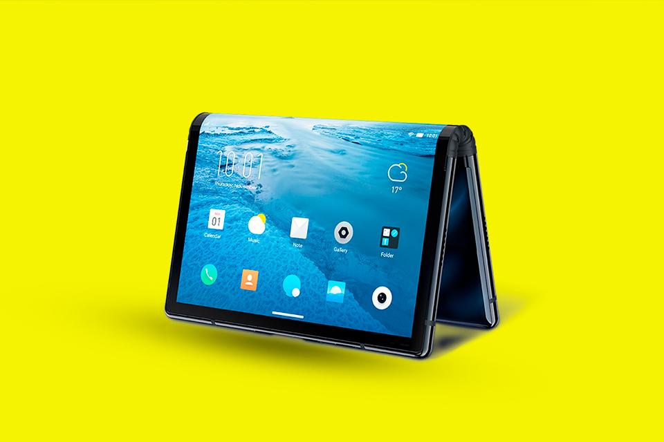 Imagem de CES 2019: conhecemos o Royole FlexPai, primeiro celular dobrável do mundo no tecmundo