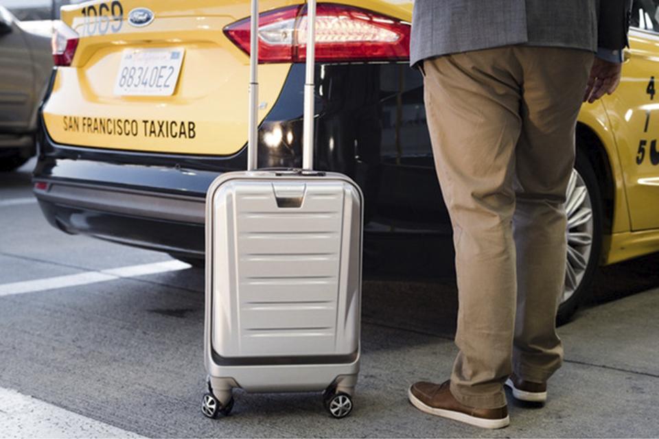 Imagem de Empresa americana lança malas com GPS e sistema de carregamento sem fio no tecmundo