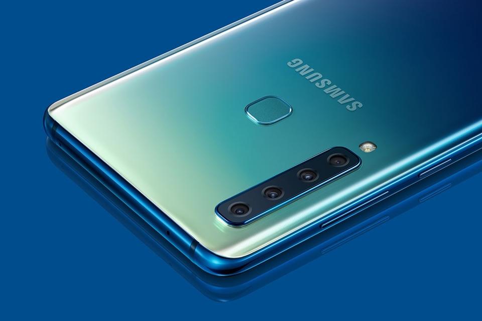 Imagem de Samsung Galaxy A9 com 5 câmeras é lançado no Brasil; confira os preços no tecmundo