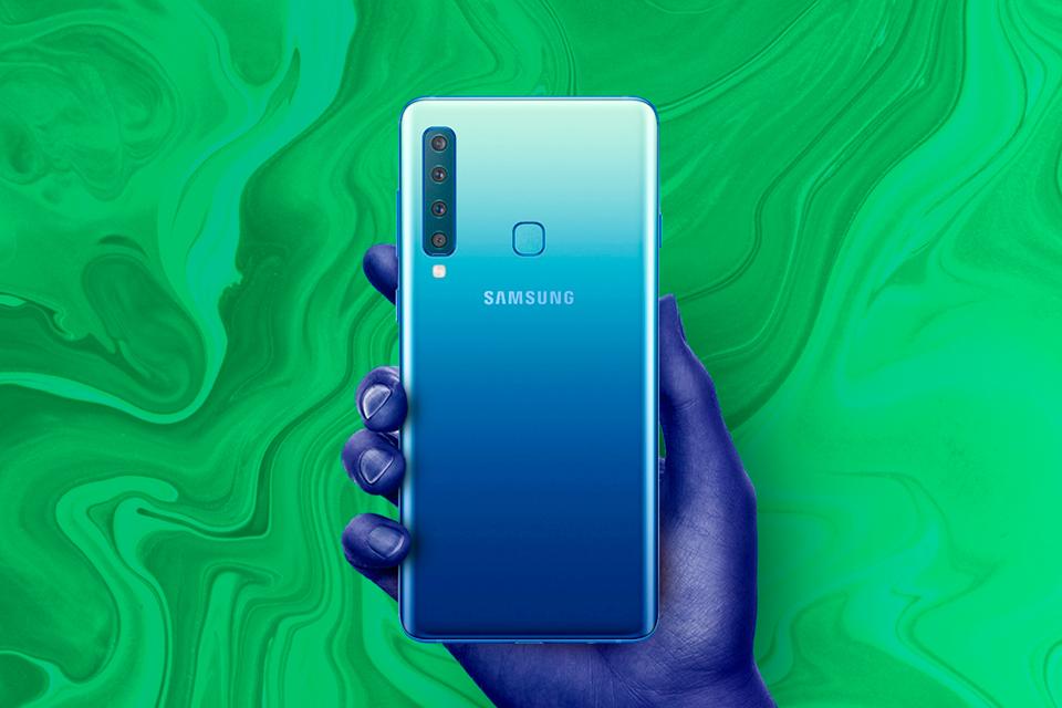 Imagem de Hands On: confira as nossas primeiras impressões do Samsung Galaxy A9 no tecmundo