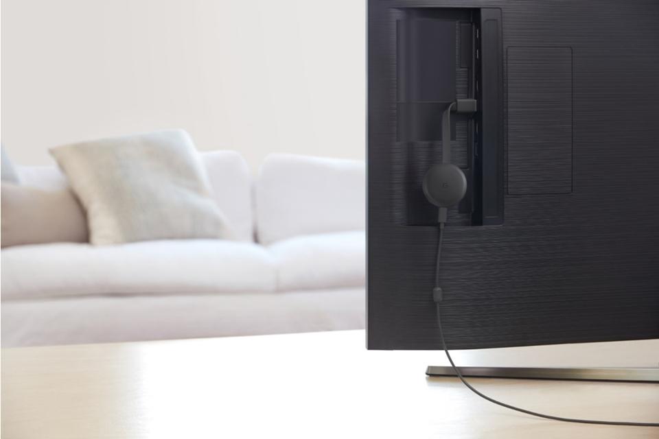 Imagem de Chromecast 3 chega oficialmente ao Brasil; confira preço e detalhes no tecmundo