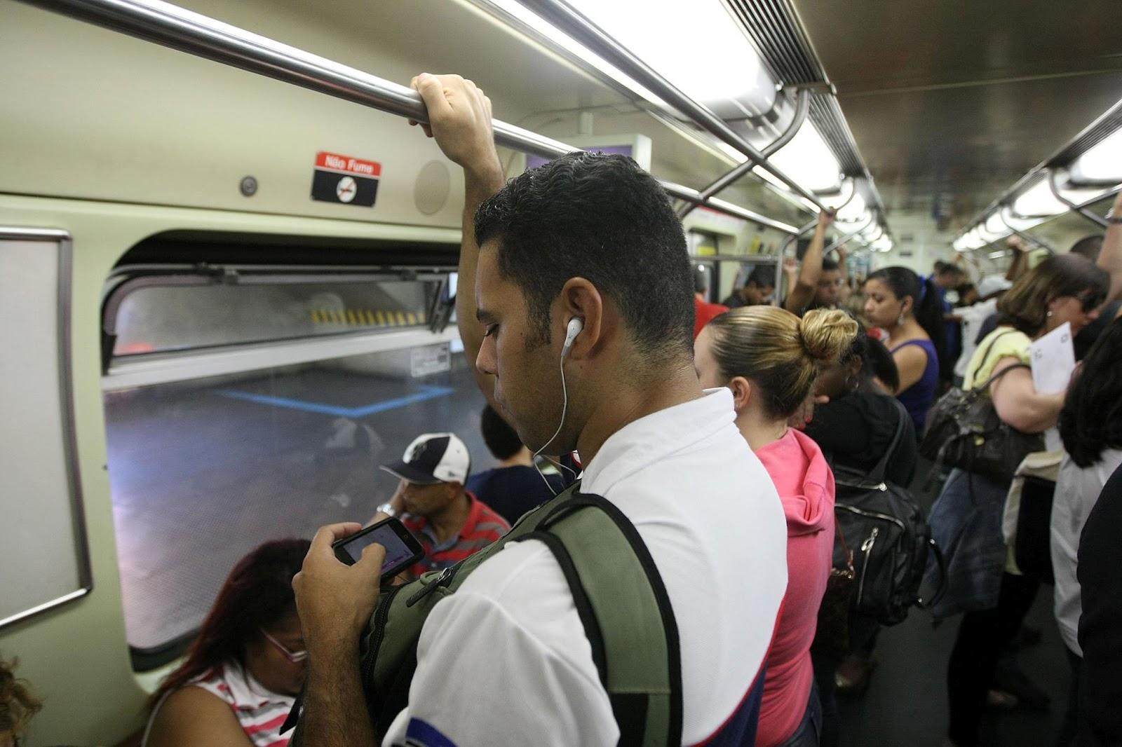 Imagem de Metrô de SP vai parar de tocar música durante viagens no tecmundo