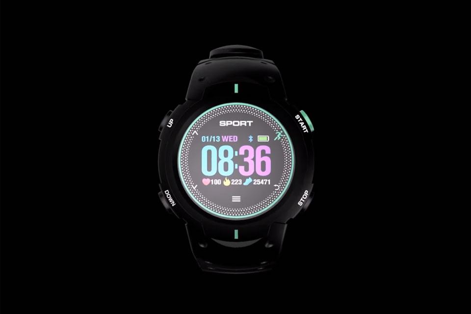 Imagem de Smartwatch baratinho tem funções básicas e tela colorida por R$ 110 no tecmundo