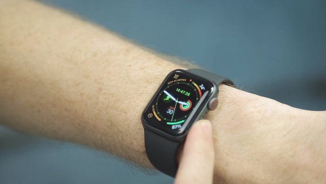 7e6d3d8fe4d Apple Watch Series 4  review análise  vídeo  - TecMundo