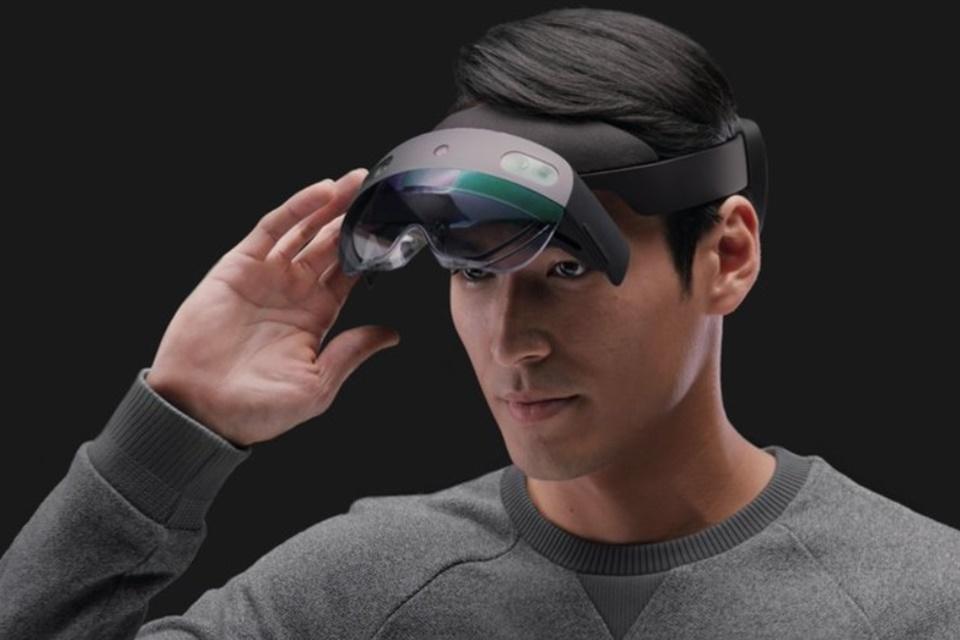 """Imagem de HoloLens 2 é mais confortável, imersivo e deixa você """"tocar"""" hologramas no tecmundo"""