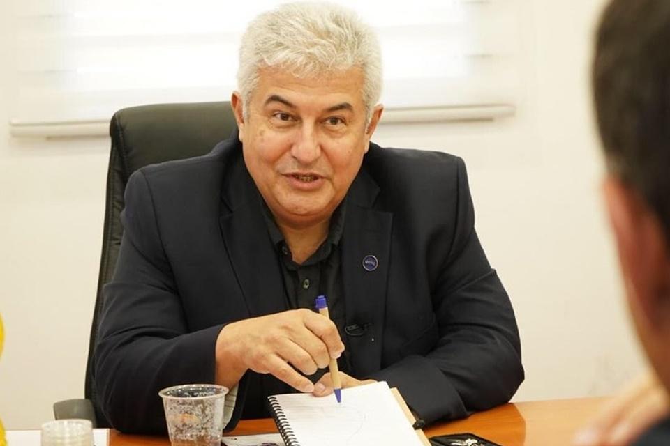 """Imagem de Alcântara será """"base espacial de aluguel"""", diz Marcos Pontes na MWC 2019 no tecmundo"""