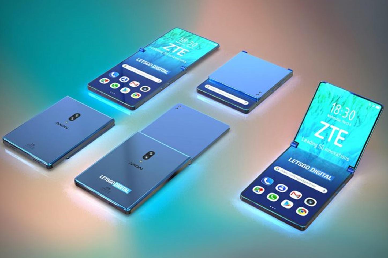 Imagem de Dobrável da ZTE pode ser concorrente direto para o novo V3 da Motorola no tecmundo