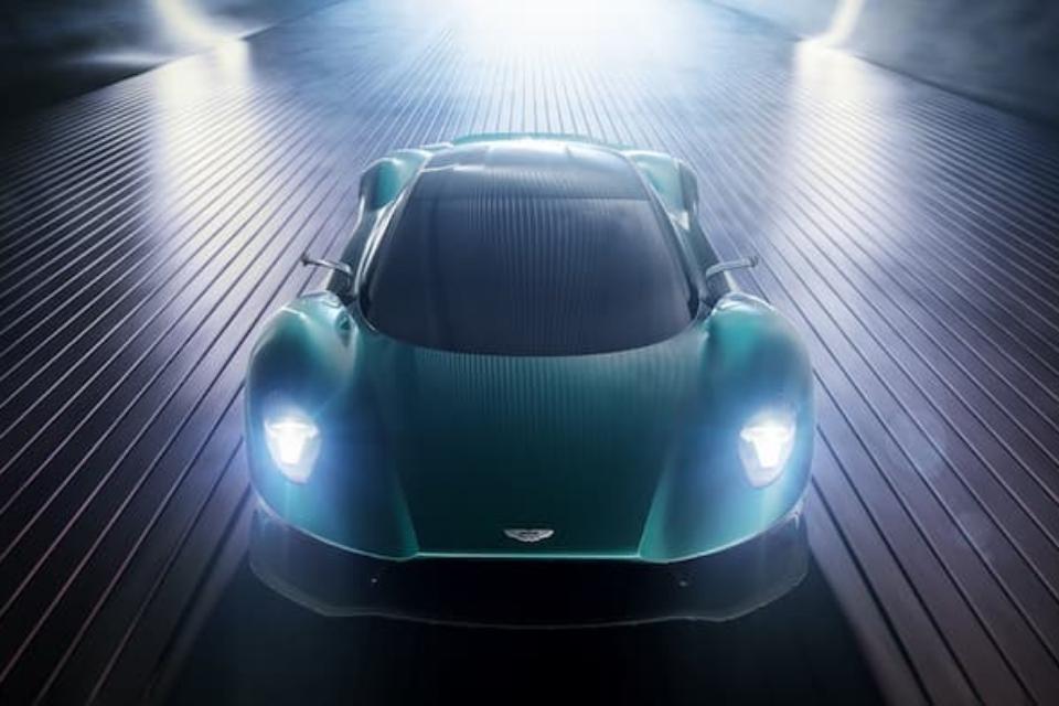 "Imagem de Aston Martin apresenta dois novos ""hipercarros"" conceituais no tecmundo"